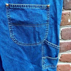 Old Navy Jeans - OLD NAVY Women's Denim Bib Carpenter Overalls